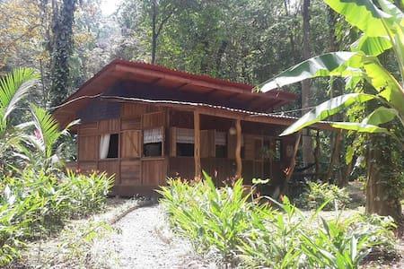 2nd Private Bedroom in Jungle Cabin - Sommerhus/hytte