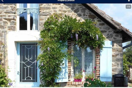 Charming one bedroom gite in the heart of Correze.