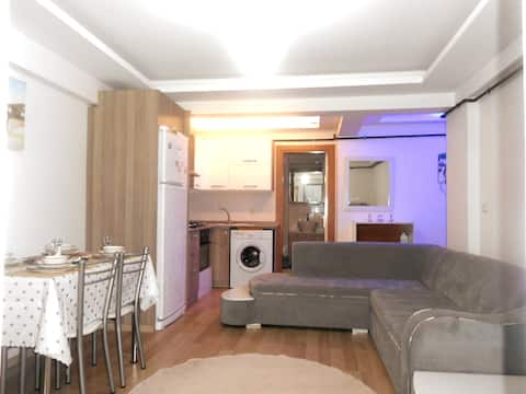 Central apartment with TV, wifi and terrace