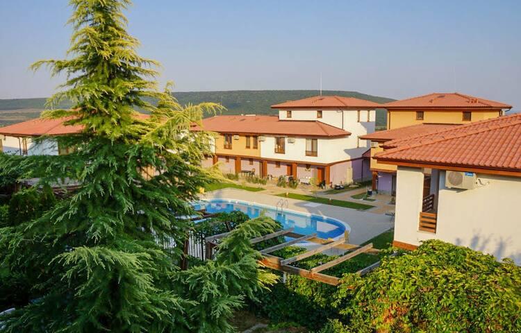 2 bedroom Villa in Rogachevo