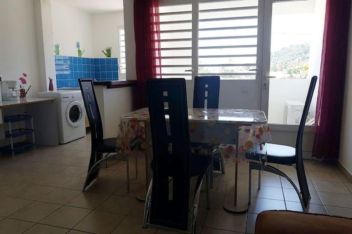 Appartement entier  dans une  résidence securisée