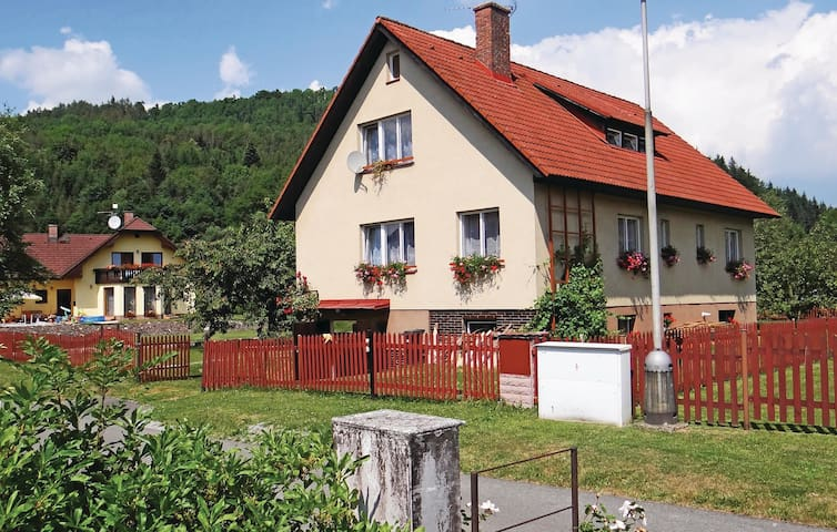 Holiday apartment with 2 bedrooms on 96m² in Jilemnice