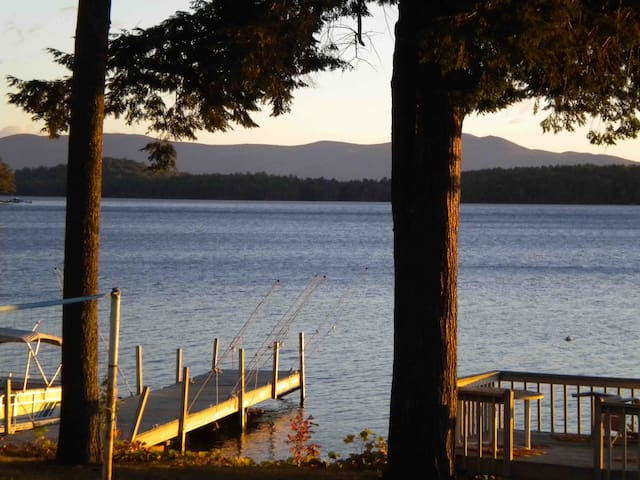 Family Friendly Cabin on Lake Winnipesaukee