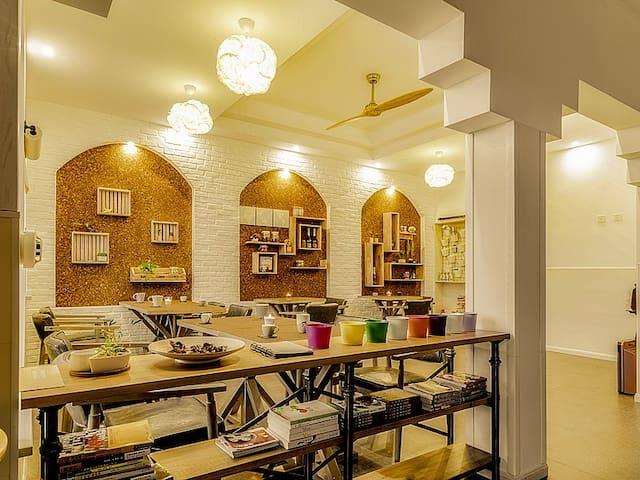 原境民宿-餐厅