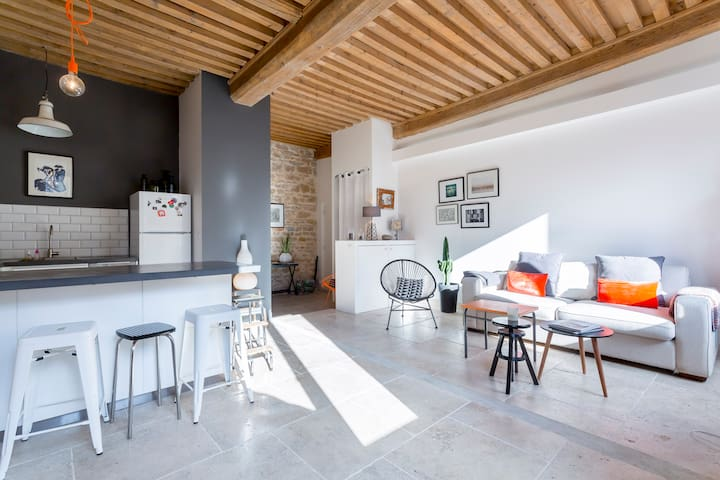 Appartement tout confort - Lyon - Apartment