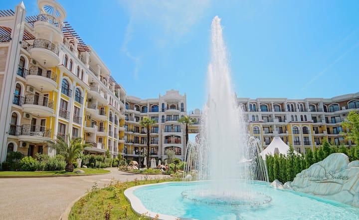 Harmony Suites Monte Carlo 8240 Sunny beach