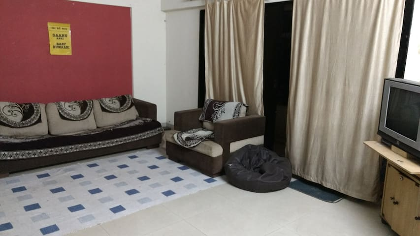 Homely Space - with best comfort and peace! - Navi Mumbai - Lägenhet
