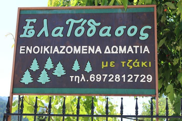 Ελατοδάσος Καρπενήσι-karpenisi-rooms.gr