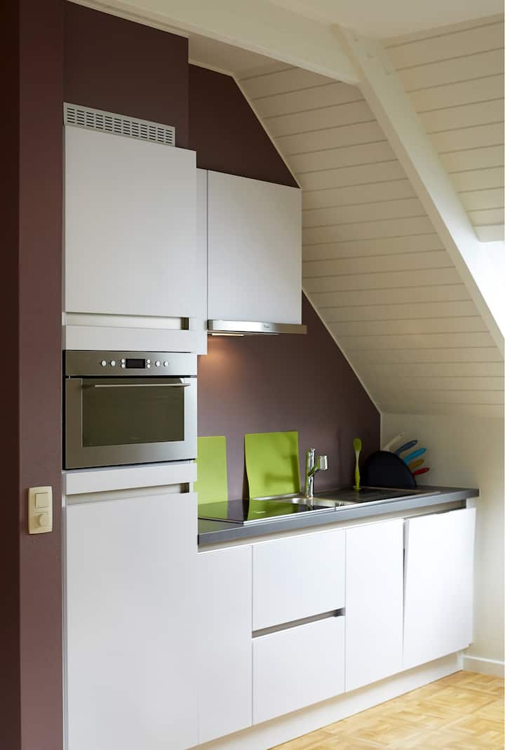 Luxe-flats op uitstekend bereikbare locatie