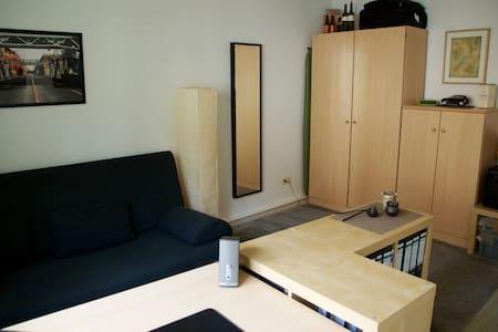 Zimmer (2 Personen) Zentrumslage, Balkon - Apartment