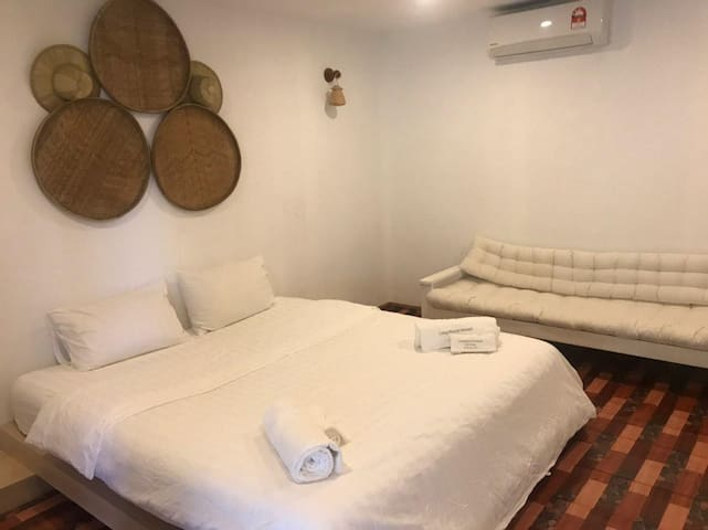 Deluxe Double Room - Long Beach Resort Koh Rong