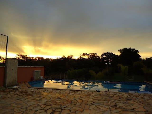 Paraíso charmoso no sul de minas ❤️ - São Sebastião da Bela Vista