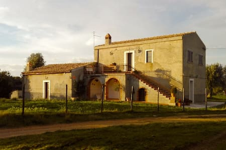 Countryside house Calabria #Italy - Rossano