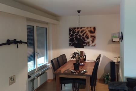 Cozy flat near Zürich with big garden - Oetwil am See - Apartment