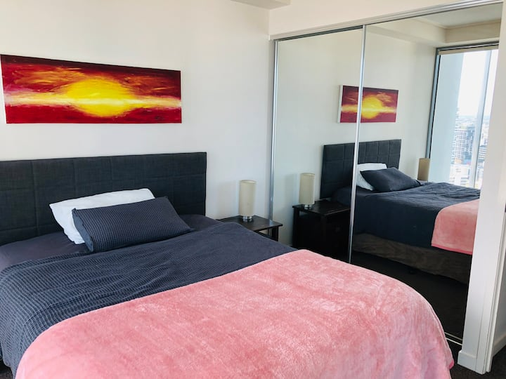 Private room in Brisbane city
