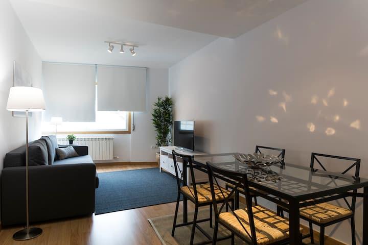 Enjoy Pontevedra Apartamento ONZA.