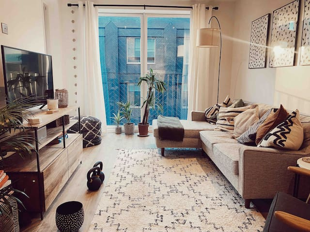 Luxury stylish apartment in Hackney Wick