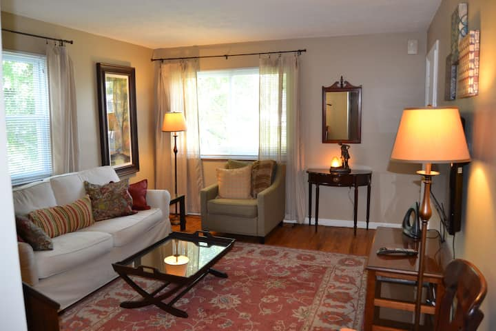I3-Clean attractive furnished 1BR