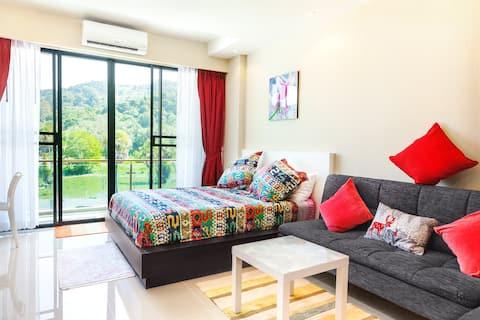 Супер апартаменты The Nai Thon Condominimum Найтон