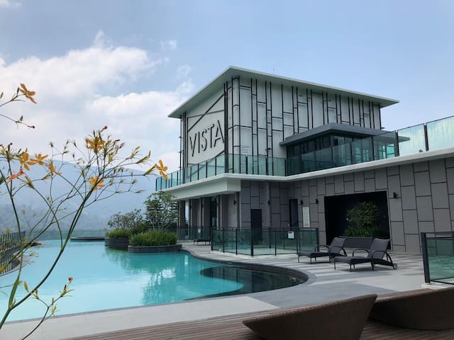 Relax home 3BR Vista Residence mid of genting