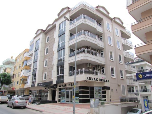 Kleopatra City - 2+1 Apartment by Cleopatra beach!