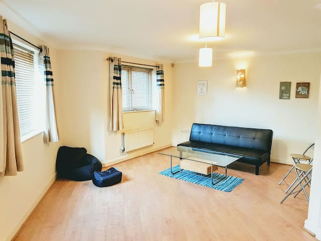 Large Central Apartment - Exeter  - Flat