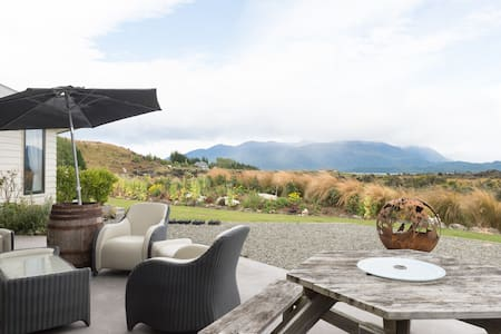 Southfiord B&B   MURCHISON  Room NZ - Te Anau - Bed & Breakfast