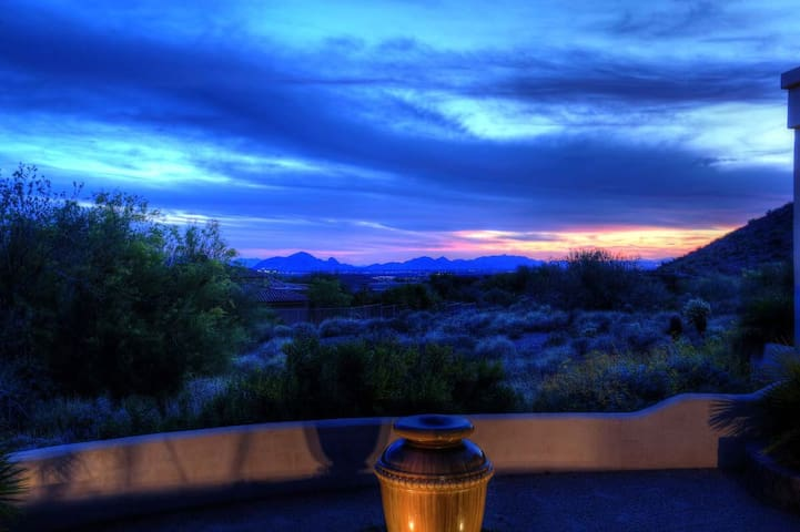 Gorgeous villa-Breath-Taking Views - Scottsdale - Villa