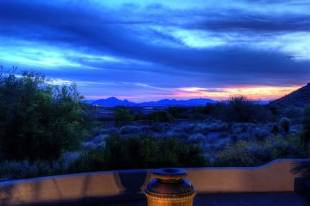 Gorgeous villa-Breath-Taking Views - Scottsdale - Villa