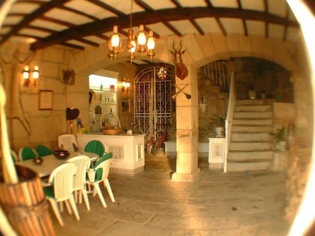 Casa de aldea - hospederia - Ponte Caldelas - Dům