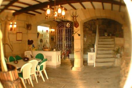 Casa de aldea - hospederia - Casa