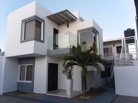 Luxury Apartment I in Rivas