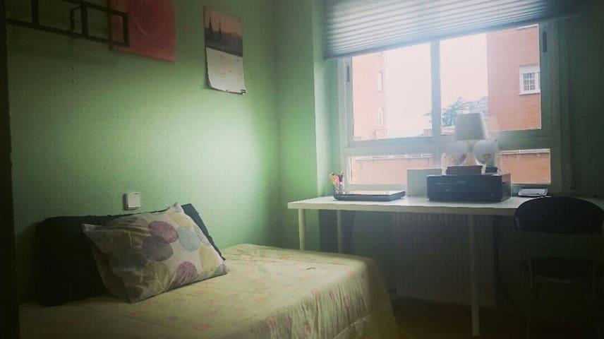 Habitación residencialCentro Madrid - Madrid - Haus