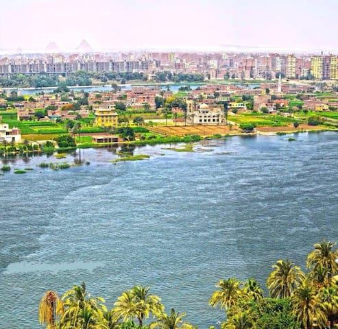 Sultan Outstanding Apartment Maadi Nile Corniche