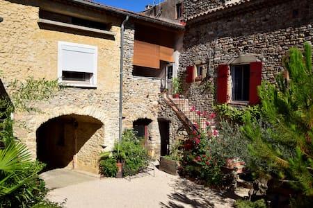 Chambre romantique Alès en Cévennes - Saint-Julien-les-Rosiers