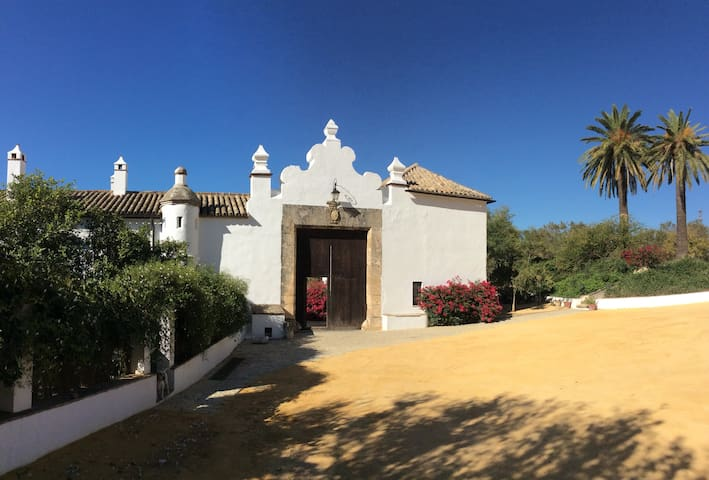 Magnificent Hacienda in South of Spain