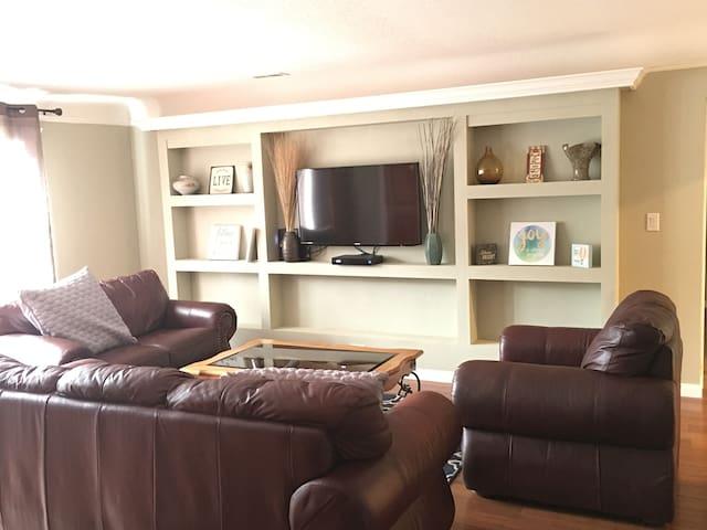Designer MidCentury Family Home