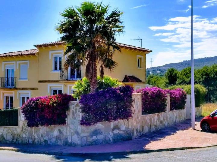 Las Fuentes, Alcossebre House with Views