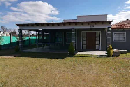 EL CHANAR Casa de Campo en Cerrillos, Salta.