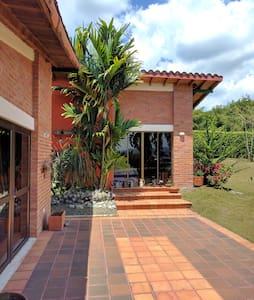 Beautiful country house - Dosquebradas - Casa