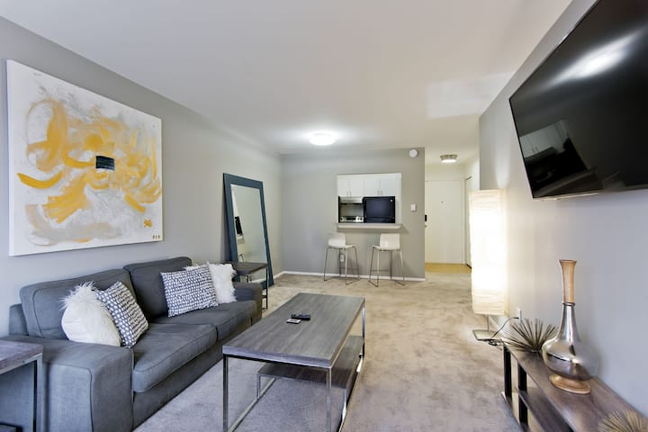 Luxury 1 BR Apt - Perfect For Corporate Travel