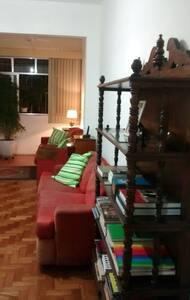 Apt próximo estádio Maracanã, 5 minutos - Rio de Janeiro - Apartment