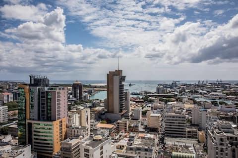 Sea & City View Luxury Apartment