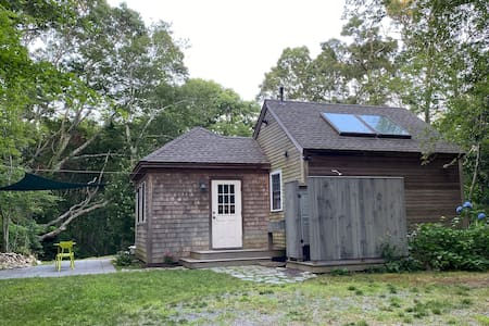 Secluded Cottage near Lambert's Cove W. Tisbury