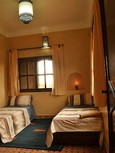 rooms in villa Aghmat - Aghmat - Vila