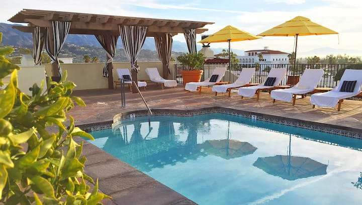 DISCOUNTED RATES!! amazing amenities, ROOF TOP SPA