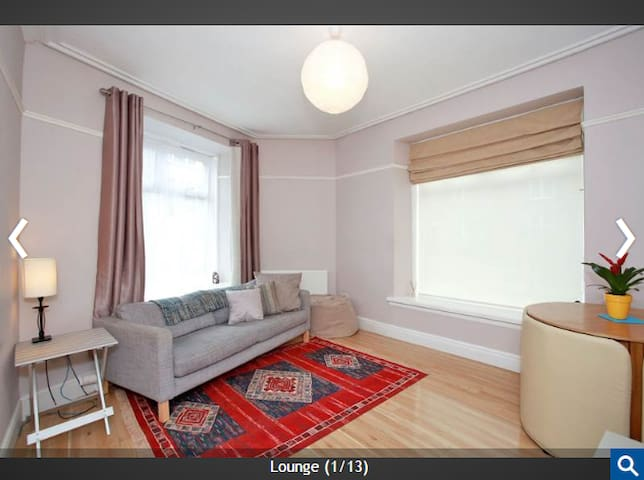 West-end,modern, free parking, comfortable room. - Aberdeen - Apartment
