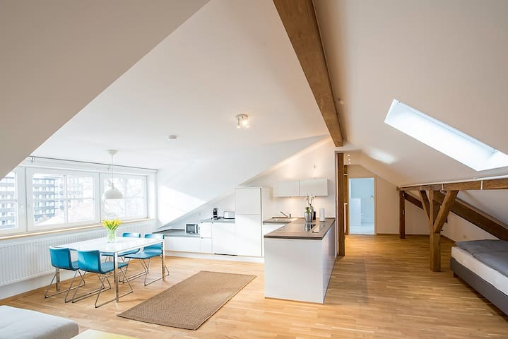 Friedrichs Apartment - WILHELMINE für 1 bis 4 Pers
