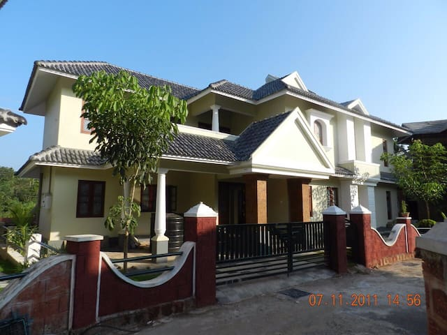 3BR Villa in Gated Spring Field Community, Kannur