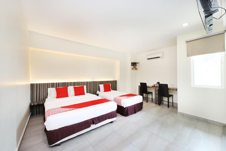 Discounted! Family Suite@ Sunrise Golden Hotel